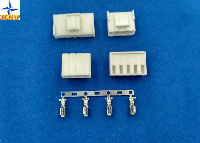 15P Housing Power Splitter Cable PA66 Crimp Connector Single Row With VH Brass Contact